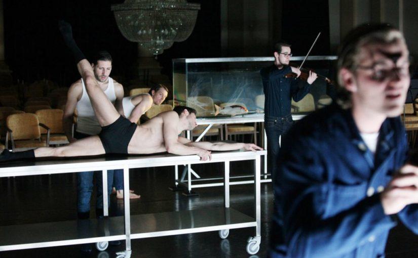 Kogelvis komt terug op het Theaterfestival