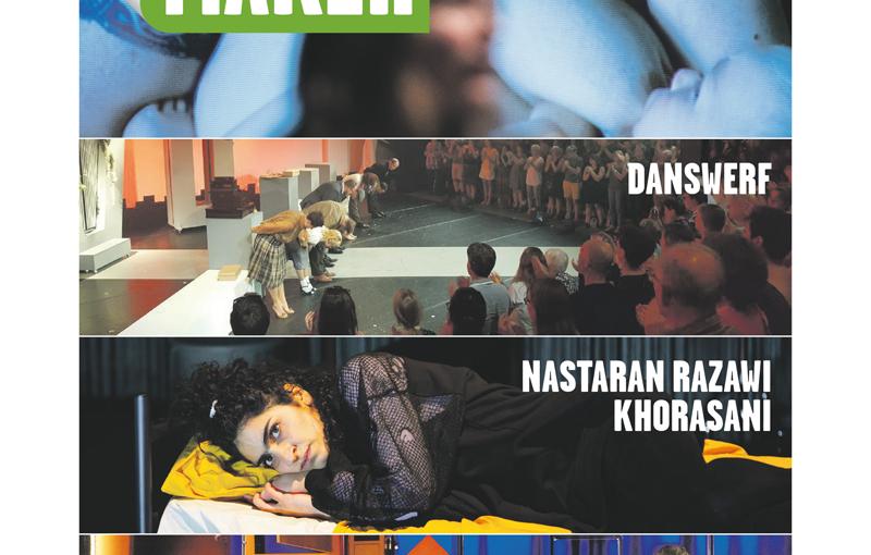 cover Theatermaker maart 2019 Tjeerd Posthuma